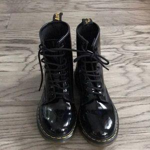 Dr.Martens  lace up boots size 8M,